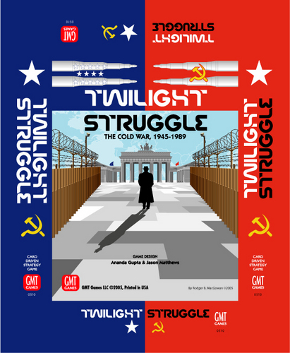 Twilight Struggle Deluxe Edition (2016 reprint)