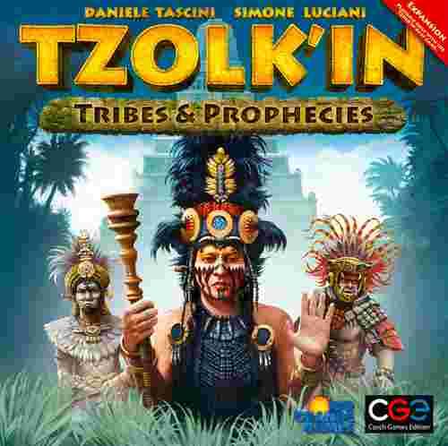 Tzolkin: Kalendarz Majów - Plemiona i Przepowiednie