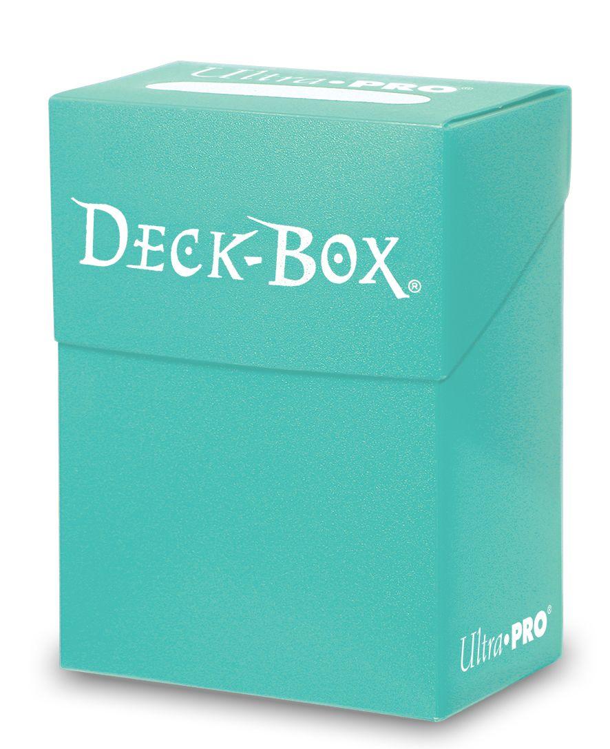 Deck Box - Aqua