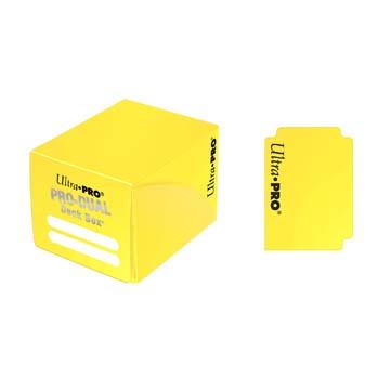 Deck Box PRO DUAL Small - Yellow