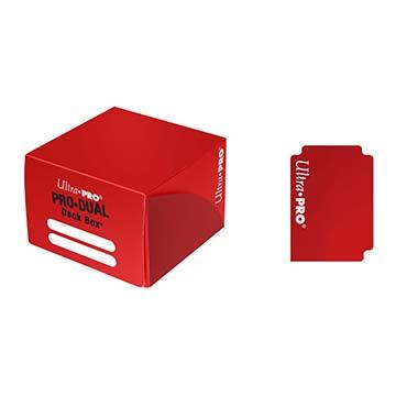 Deck Box PRO DUAL Standard - Red