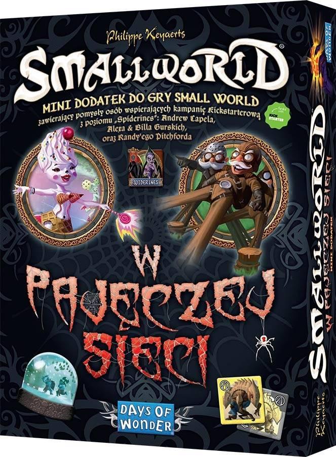 Small World: W pajęczej sieci
