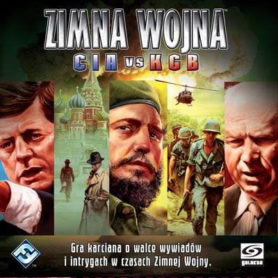 Zimna Wojna CIA vs. KGB