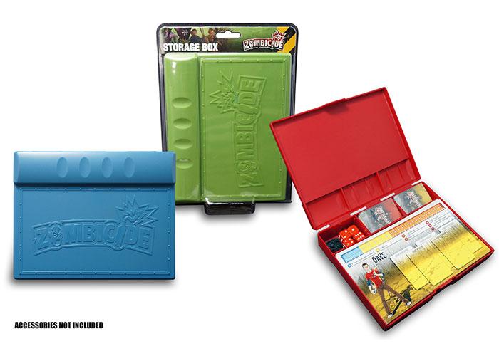 Zombicide Storage Box - Czerwony