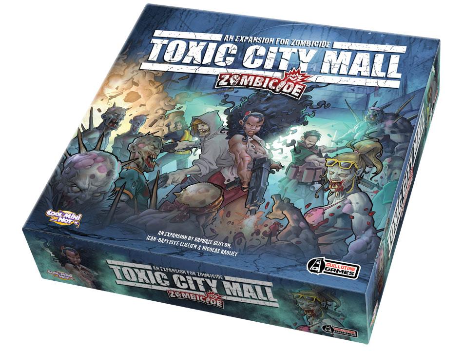 Zombicide Season 2 Toxic City Mall (edycja angielska)