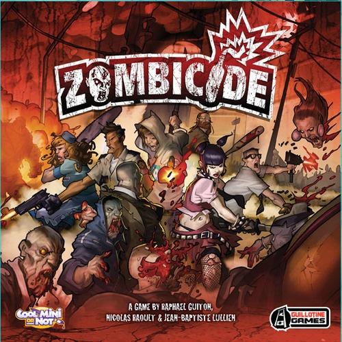 Zombicide (edycja angielska)