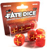obrazek Fate Dice: Fire Dice (Single-Player Pack)